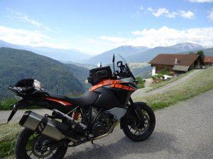 un paysage des Dolomites