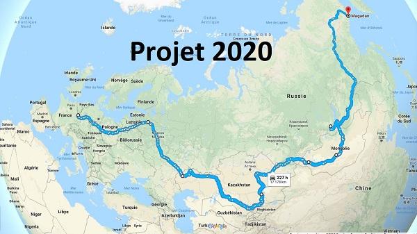 voyage moto Russie sibérie