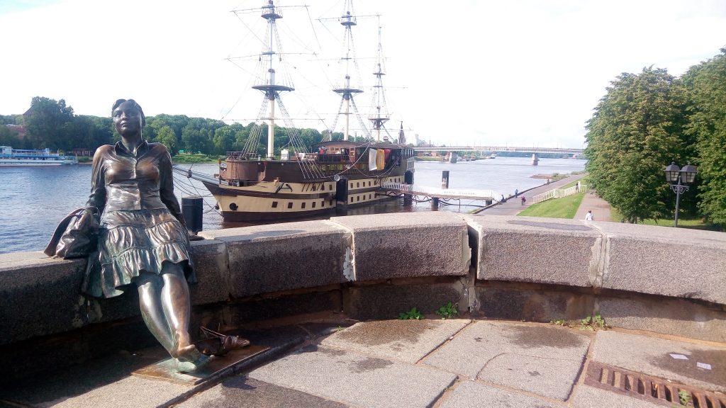 Novgorod, Russie