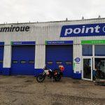 Réparer et changer des pneus en voyage moto