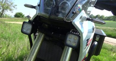 Phare additionnel longue portée LED vision X
