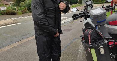 tenue de pluie moto BLH