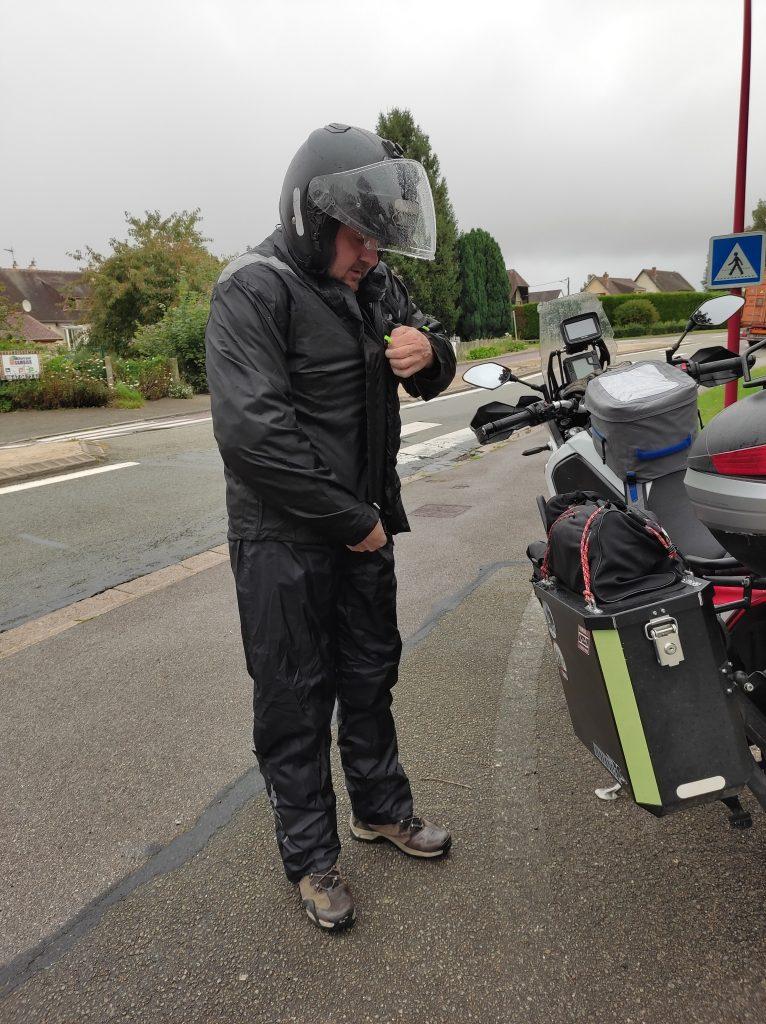 Quand on part en voyage à moto, il faut s'attendre à ce que genre de situation arrive...